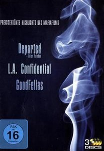 Mafia Edition - Departed & L.A. Confidential & Good Fellas
