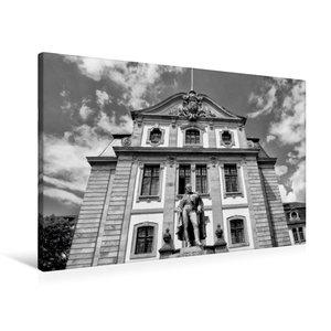 Premium Textil-Leinwand 90 cm x 60 cm quer Karl August Graf von