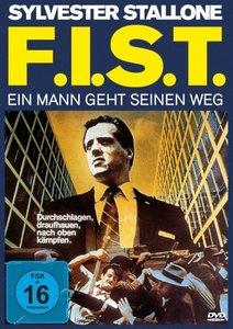 F.I.S.T. - Ein Mann geht seinen Weg, 1 DVD (Special Edition)