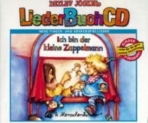 Ich bin der kleine Zappelmann. CD und Buch