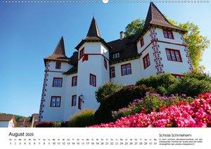 Deutschlands Burgen - besondere Burgen und schöne Schlösser (Wan