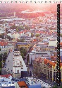 Mein Leipzig (Tischkalender 2019 DIN A5 hoch)