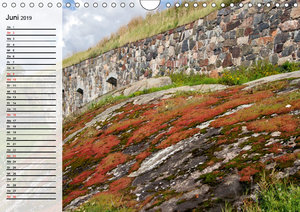 FINNLAND Traumhafte Landschaften (Wandkalender 2019 DIN A4 quer)