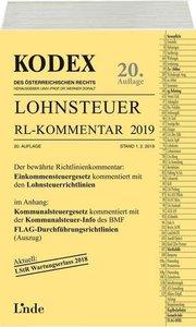 KODEX Lohnsteuer Richtlinien-Kommentar 2019