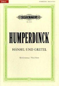 Hänsel und Gretel (Oper in 3 Akten)