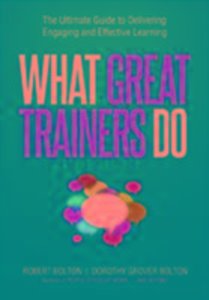 What Great Trainers Do: The Ultimate Guide to Delivering Engagin