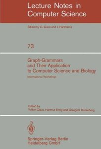 Graph-Grammars and Their Application to Computer Science and Bio