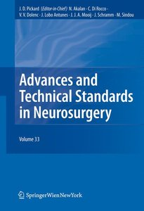 Advances and Technical Standards in Neurosurgery 33