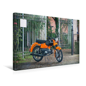 Premium Textil-Leinwand 45 cm x 30 cm quer Kreidler Florett GT B