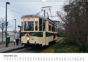 Straßenbahnen in Europa (Wandkalender 2020 DIN A3 quer)