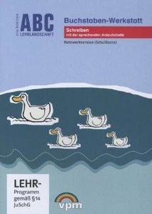 ABC Lernlandschaft. Buchstaben-Werkstatt 1. Schuljahr