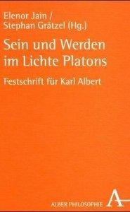 Sein und Werden im Lichte Platons