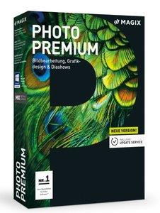 MAGIX Photo Premium/CD-ROM