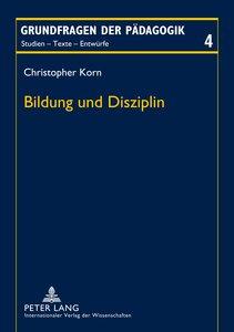 Bildung und Disziplin