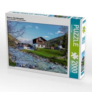 CALVENDO Puzzle Ramsau, Berchtesgaden 2000 Teile Lege-Größe 90 x