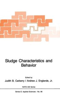 Sludge Characteristics and Behavior