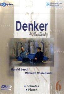 Denker des Abendlandes, Paket. Tl.6-10, 5 DVDs