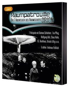 RAUMPATROUILLE - Die 7 Abenteuer des Raumschiffs ORION