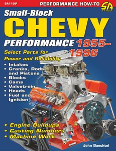 Small-Block Chevy Performance 1955-1996