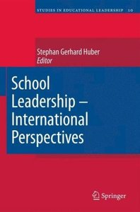 School Leadership - International Perspectives