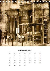 Paris with Love (Tischkalender 2019 DIN A5 hoch)