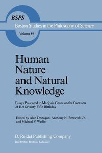Human Nature and Natural Knowledge