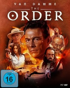 The Order (Cover B), 1 Blu-ray + 1 DVD (Mediabook)