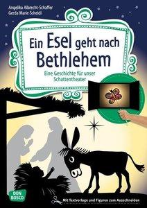 Ein Esel geht nach Bethlehem, mit 1 Buch, mit 1 Online-Zugang