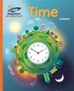 Reading Planet - Time - Orange: Galaxy