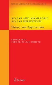 Scalar and Asymptotic Scalar Derivatives