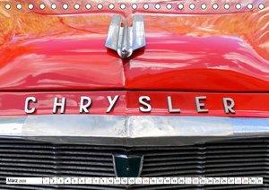 Ein New Yorker in Havanna - Chryslers Flaggschiff 1956 (Tischkal