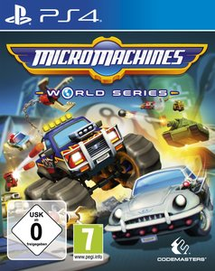 Micro Machines - World Series