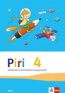 Piri Das Sprach-Lese-Buch. Arbeitsheftin Vereinfachter Ausgangss