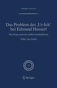 Das Problem des ,Ur-Ich' bei Edmund Husserl