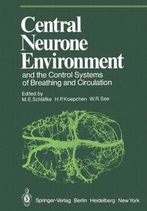 Central Neurone Environment and the Control Systems of Breathing
