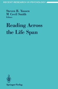 Reading Across the Life Span