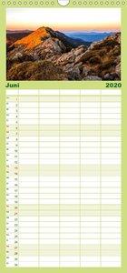 Korsika - Weitwanderweg GR 20 - Familienplaner hoch