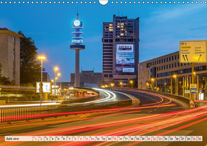 Hannover ist bunt (Wandkalender 2019 DIN A3 quer)