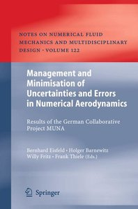Management and Minimisation of Uncertainties and Errors in Numer