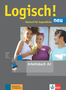 Logisch! Neu A2 - Arbeitsbuch mit Audio-Dateien zum Download