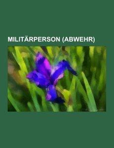Militärperson (Abwehr)