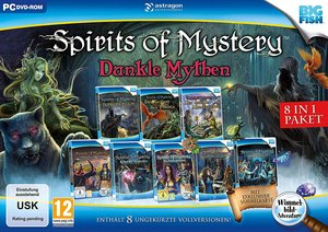 BIG FISH: Spirits of Mystery - Dunkle Mythen - 8in1 Paket (Wimme