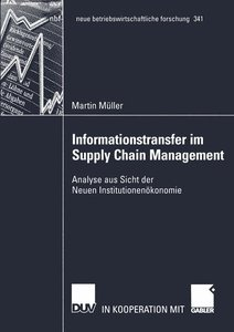 Informationstransfer im Supply Chain Management