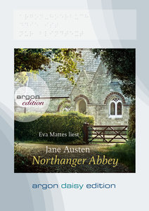 Northanger Abbey (DAISY Edition)