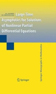 Large Time Asymptotics for Solutions of Nonlinear Partial Differ