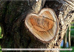 Land und Liebe (Wandkalender 2020 DIN A2 quer)
