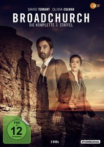 Broadchurch. Staffel.3, 3 DVDs