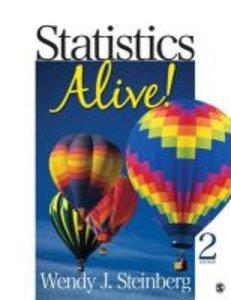 Statistics Alive!