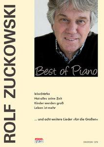 Best of Piano - LeiseStärke u. a. Lieder für die Großen, Bearbei