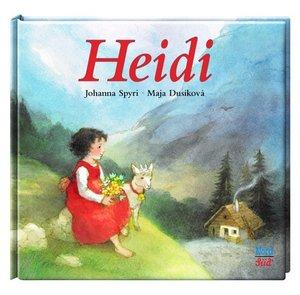 Heidi. Englische Ausgabe